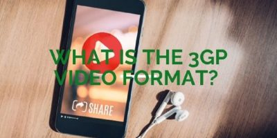 What is the 3GP video format