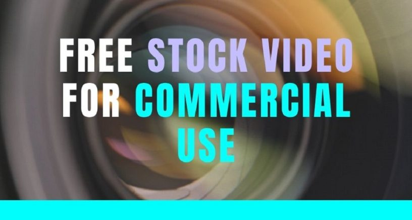 Free Stock Video For Commercial Use