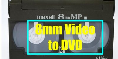 8mm Video to DVD