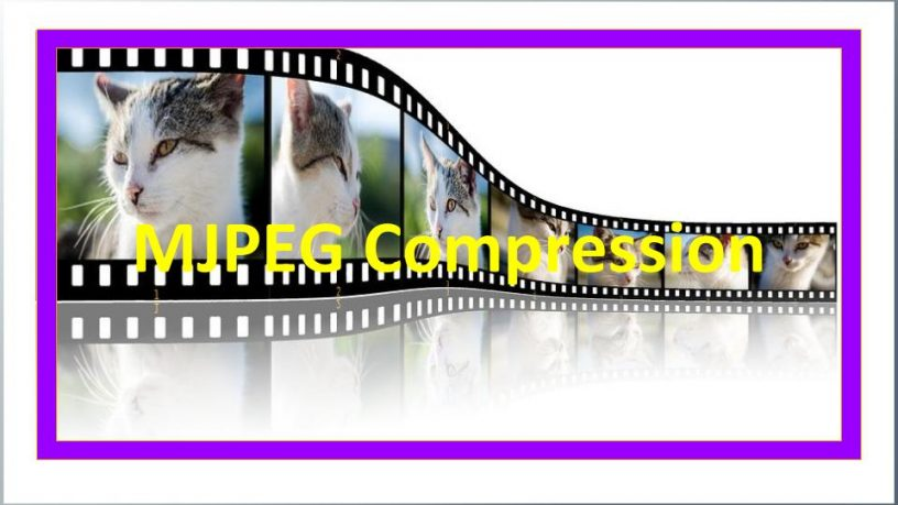 MJPEG Compression