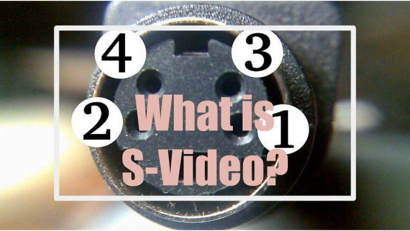 What is S-Video?