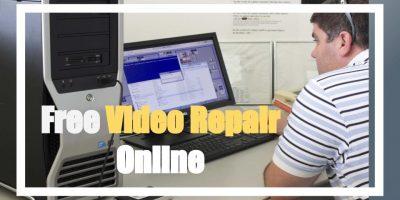 Free Video Repair Online Resources