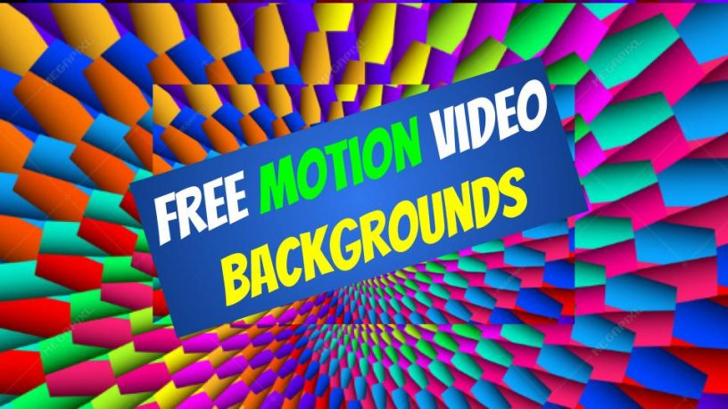 Free Motion Video Backgrounds