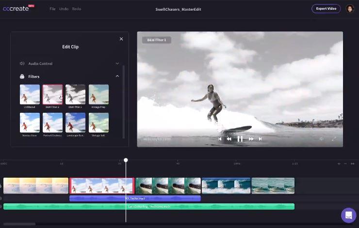 Clipchamp Online Free Video Editor