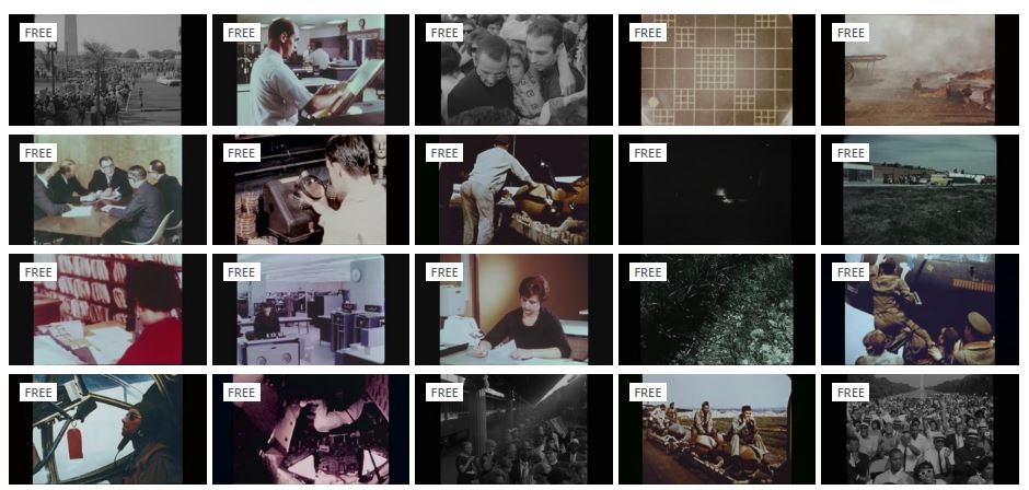 Free Public Domain Videos for Commercial Use at Pond5