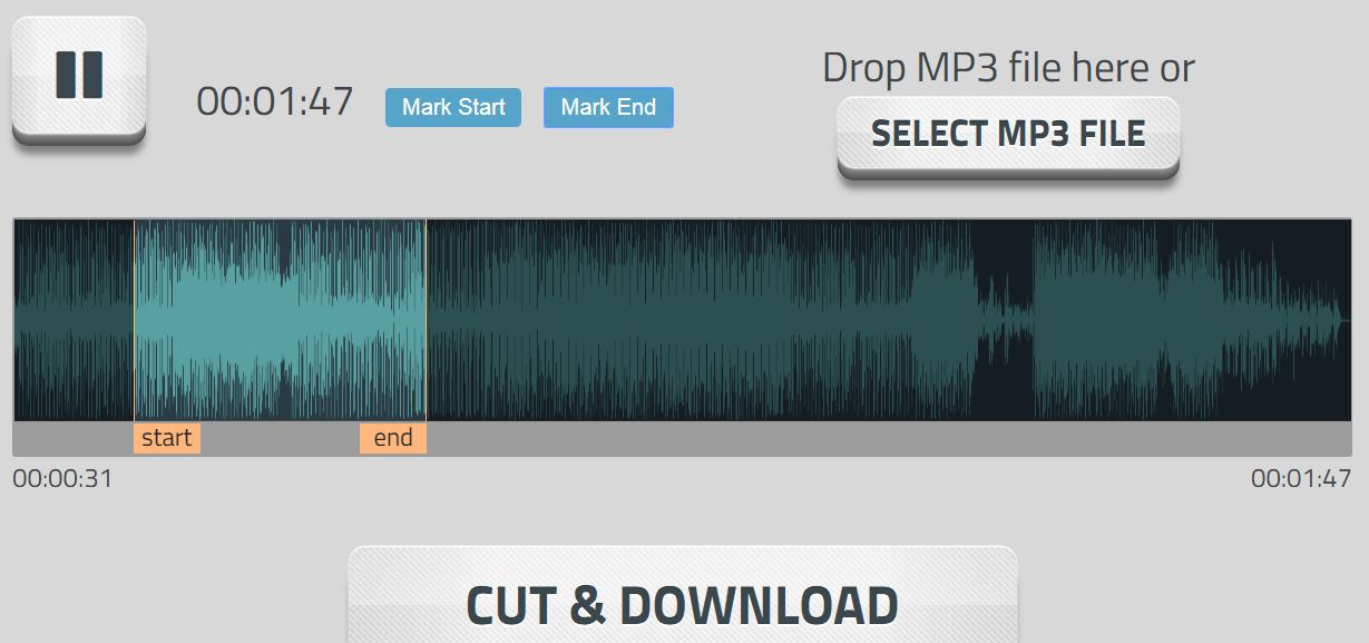 Magicode Mp3 Cutter Free Online