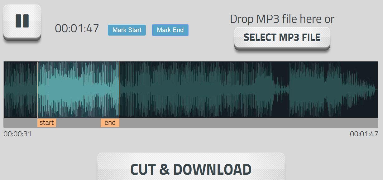 Magicode Mp3 Cutter Free Online