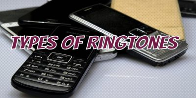 Types of Ringtones Featured