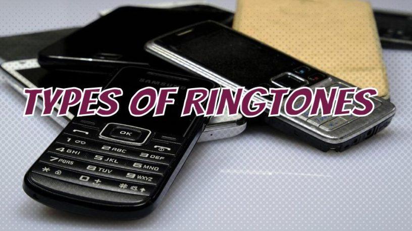 Types of Ringtones Featured