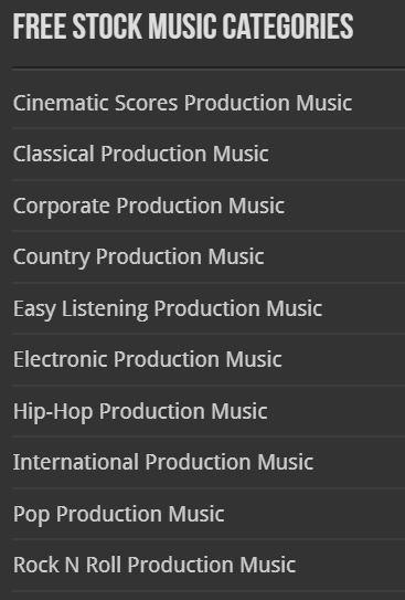 Royalty Free Music Free Download