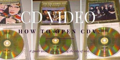 CD Video CDV