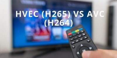 HEVC (H 265) vs AVC (H264)