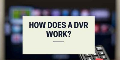 How does a DVR Work