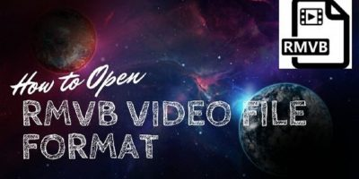 RMVB Video File Format - How to Play It