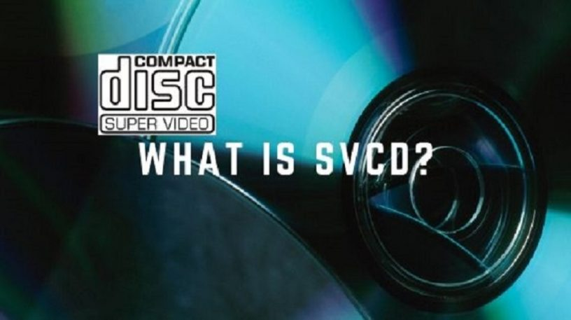 What is SVCD?