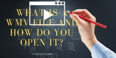 What is WMV and How to Open It