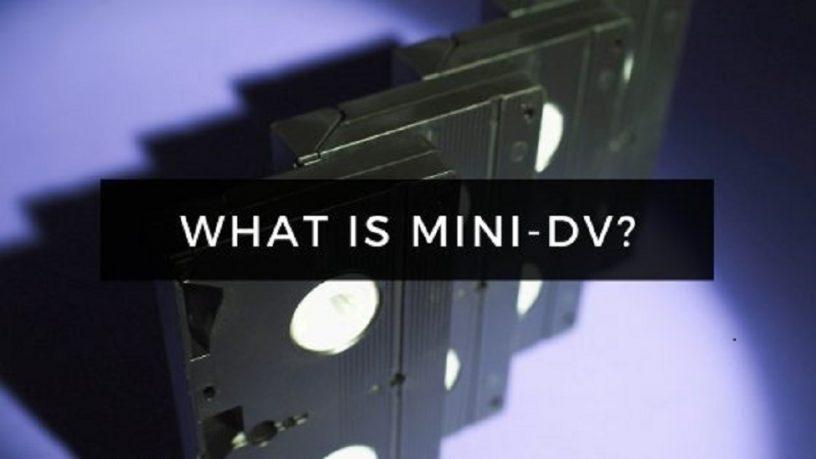 what is mini-dv