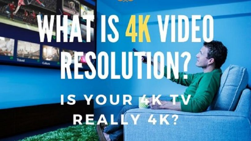 4K Video Resolution