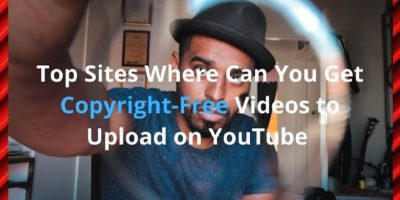 Copyright-free videos to upload on YouTube