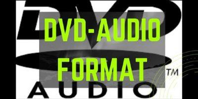 DVD Audio Format