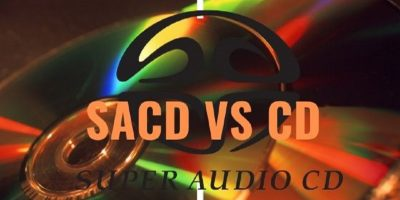 super audio cd vs cd