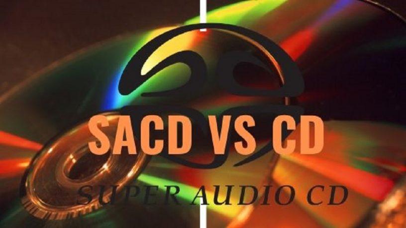 super audio cd vs cd