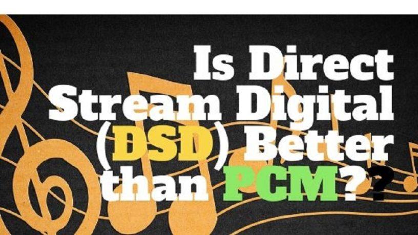 DSD better than PCM?