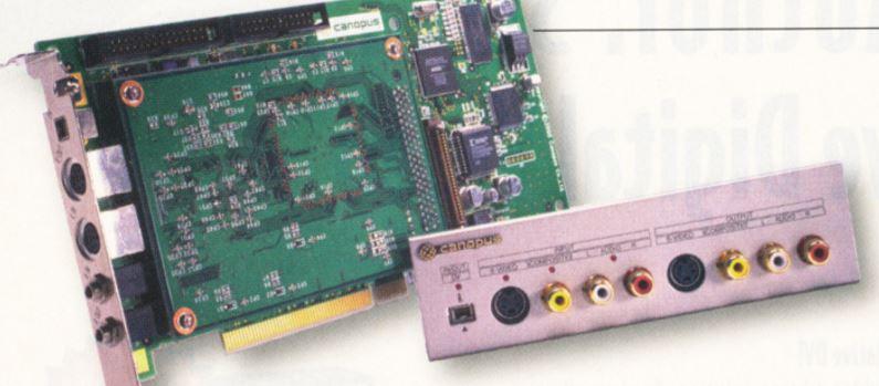 Internal Video Capture Card