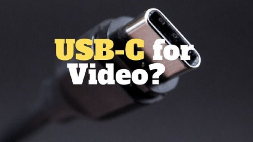 USB-C for video