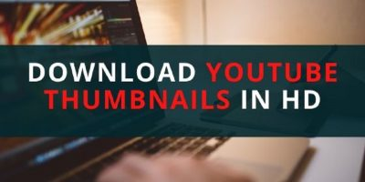 Download YouTube Thumbnails in HD
