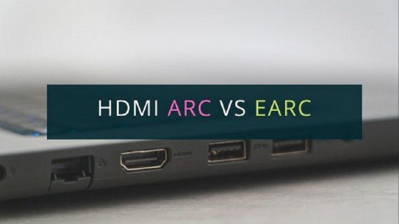 HDMI ARC vs eARC