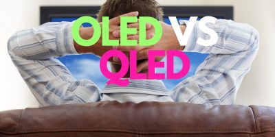 OLED vs QLED TV technology