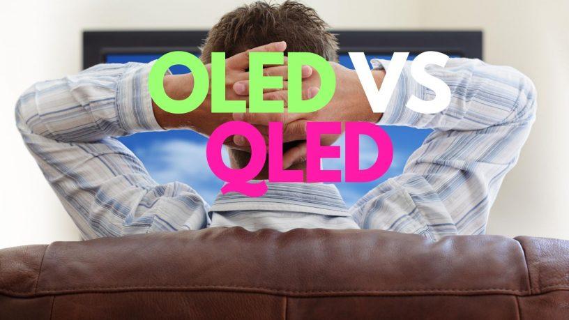 OLED vs QLED TV technology