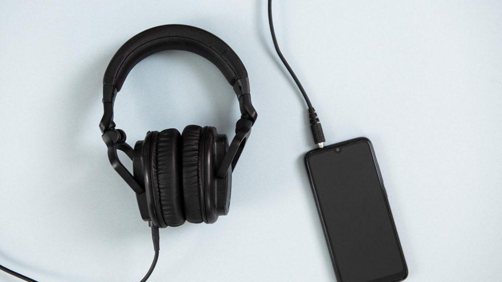 smartphone 3.5mm audio