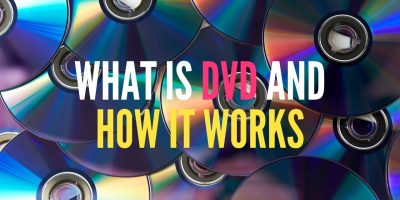 What is DVD and How it Works
