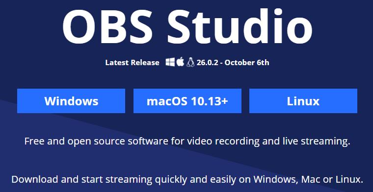best free video capture software fror gamers