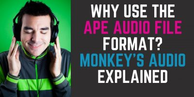 APE Audio File Format
