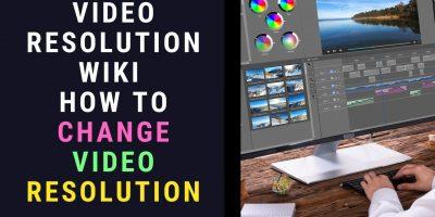 Change VIdeo Resolution 2