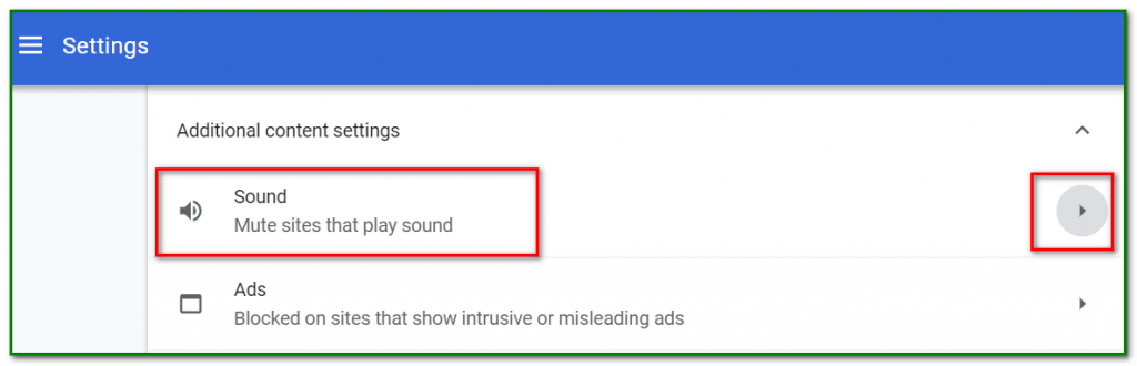 how to fix no sound on youtube in google chrome