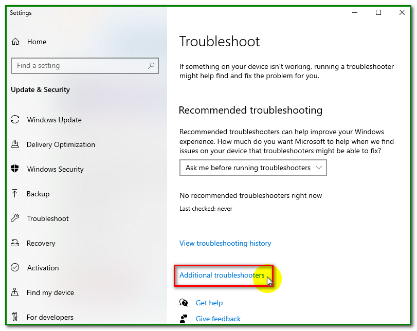 troubleshoot audio settings for no sound on youtube video