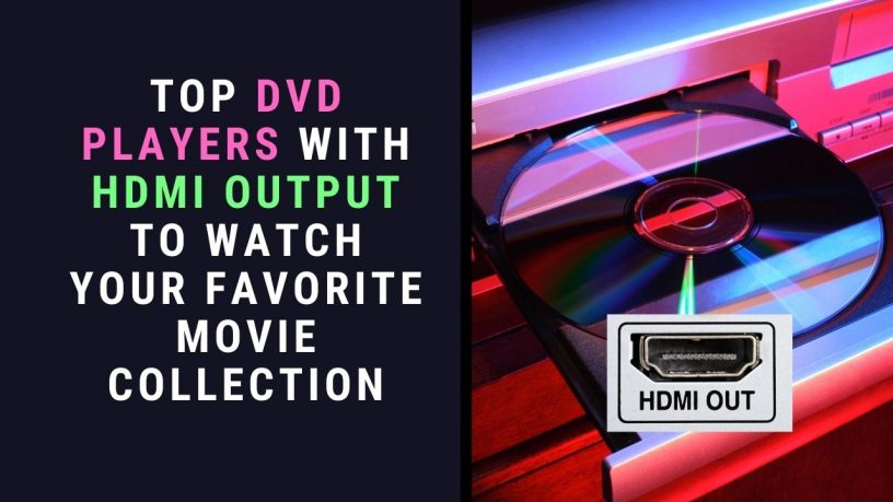 DVD Players with HDMI Output (2)