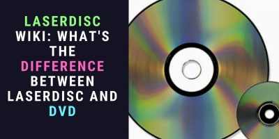 Difference between Laserdisc and DVD