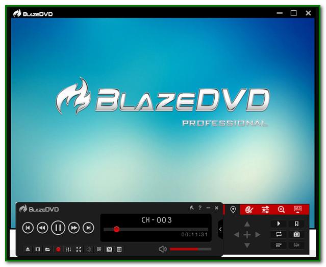 free DVD player software - BlazeDVD Free