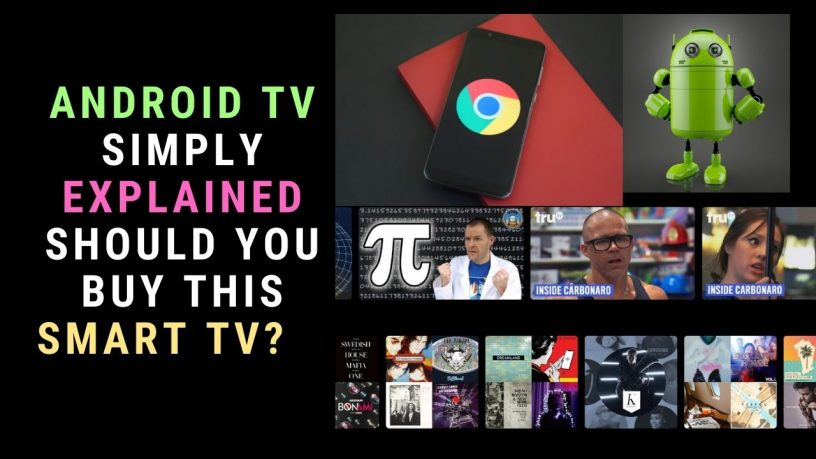 Android TV Explained - What is Android TV