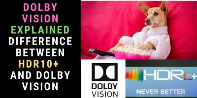 Difference Between Dolby Vision and HDR10+