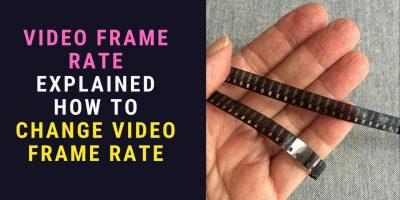 How to Change Video Frame Rate