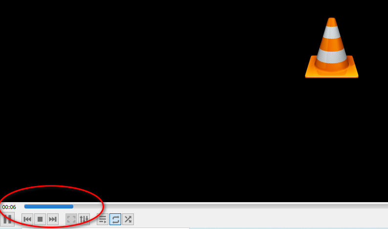 Change video frame rate in VLC media player 6a