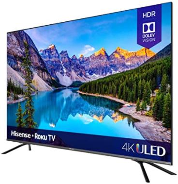 Hisense Dolby Vision 4K TV
