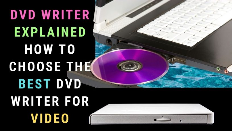 DVD Writer Explained