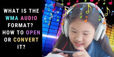 WMA Audio Format
